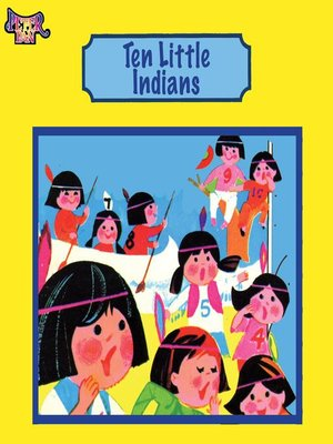 cover image of Ten Little Indians