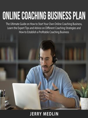 cover image of Online Coaching Business Plan