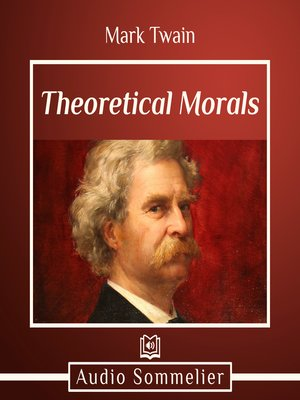 cover image of Theoretical Morals