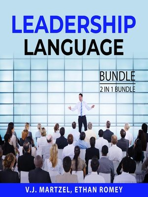 cover image of Leadership Language Bundle, 2 in 1 Bundle