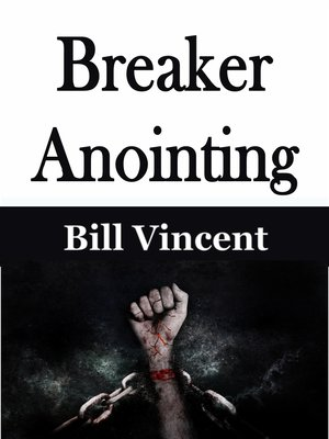 cover image of Breaker Anointing