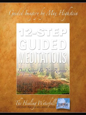 cover image of 12-Step Guided Meditations