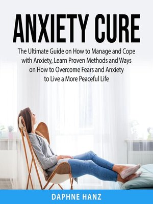 cover image of Anxiety Cure