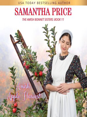 cover image of Amish Apple Harvest