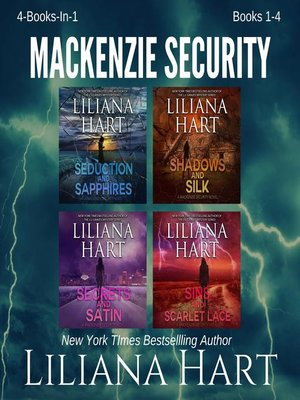 cover image of The MacKenzie Security Box Set