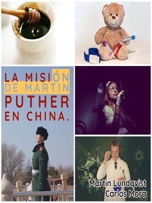cover image of La misión de Martin Puther en China.