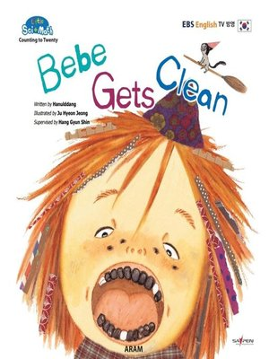 cover image of Bebe Gets Clean