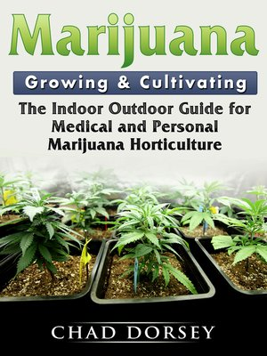 cover image of Marijuana Growing & Cultivating