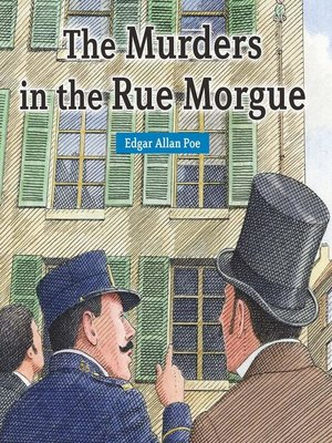 cover image of The Murders in Rue Morgue