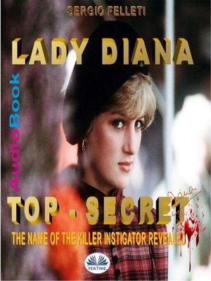 cover image of Lady Diana--Top Secret