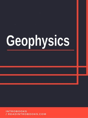 cover image of Geophysics