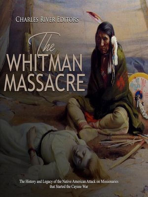 cover image of The Whitman Massacre
