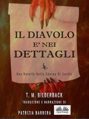 cover image of Il Diavolo è nei Dettagli