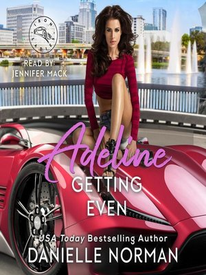 cover image of Adeline, Getting Even