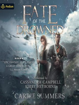 cover image of Fate of the Drowned