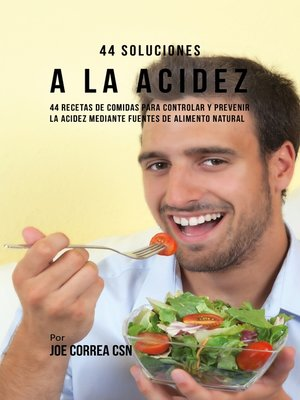 cover image of 44 Soluciones a La Acidez