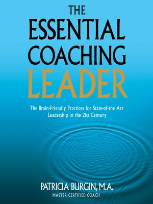 cover image of The Essential Coaching Leader