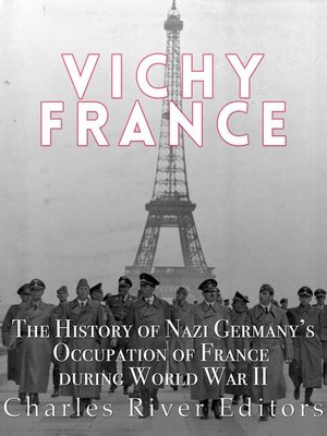 cover image of Vichy France