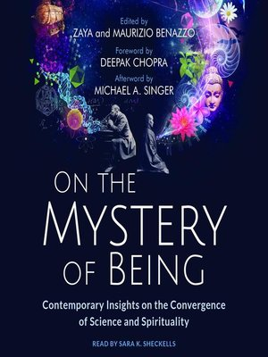 cover image of On the Mystery of Being