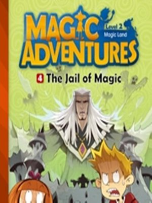 cover image of The Jail of Magic