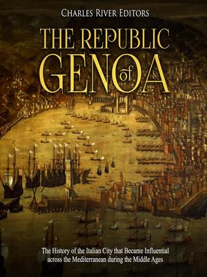 cover image of The Republic of Genoa