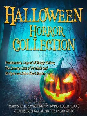 cover image of Halloween Horror Collection
