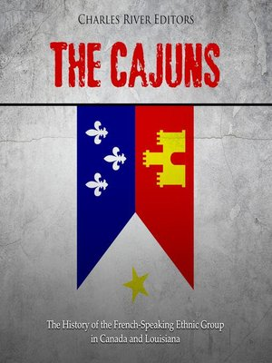 cover image of The Cajuns