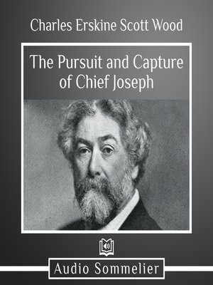 cover image of The Pursuit and Capture of Chief Joseph