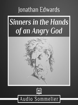 cover image of Sinners in the Hands of an Angry God