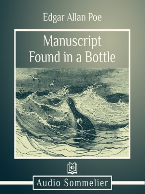 cover image of Manuscript Found in a Bottle