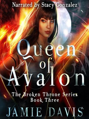 cover image of Queen of Avalon