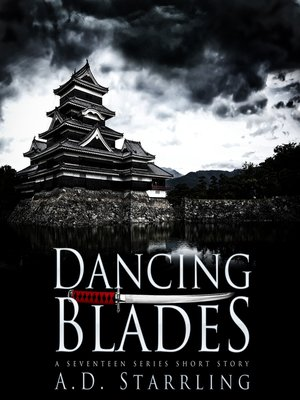 cover image of Dancing Blades