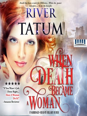 cover image of When Death Became a Woman