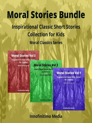cover image of Moral Stories Bundle