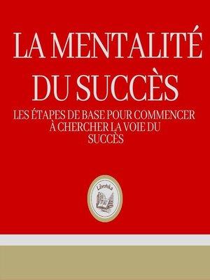 cover image of La Mentalité Du Succès