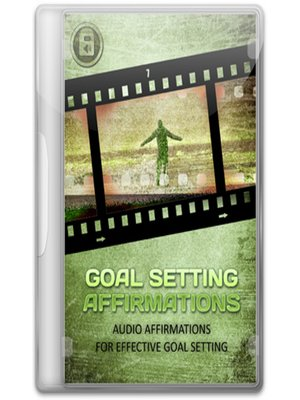cover image of Goal Setting Affirmations