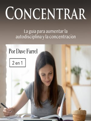 cover image of Concentrar