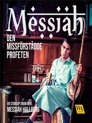 cover image of Den missförstådde profeten