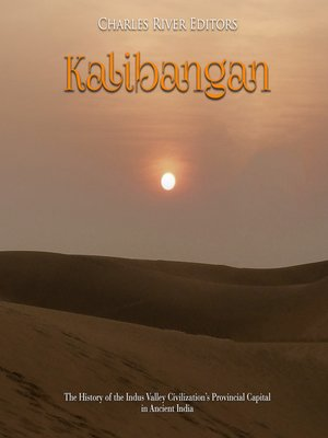 cover image of Kalibangan