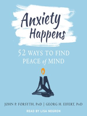 cover image of Anxiety Happens