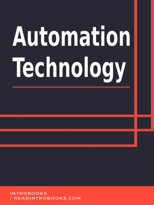 cover image of Automation Technology