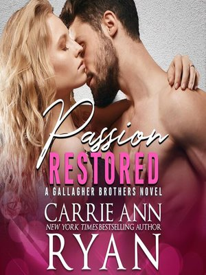 cover image of Passion Restored