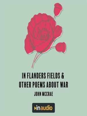 cover image of In Flanders Fields & Other Poems About War