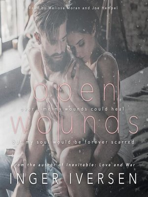 cover image of Open Wounds: Abel and Hope