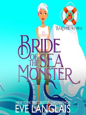 cover image of Bride of the Sea Monster