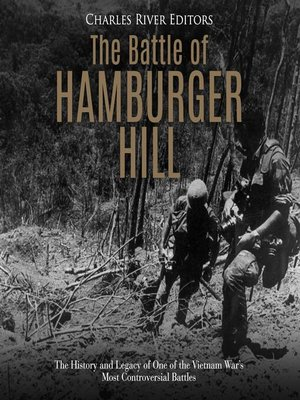 cover image of The Battle of Hamburger Hill
