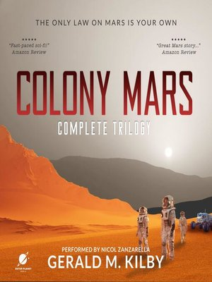 cover image of Colony Mars