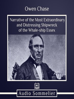 cover image of Narrative of the Most Extraordinary and Distressing Shipwreck of the Whale-ship Essex