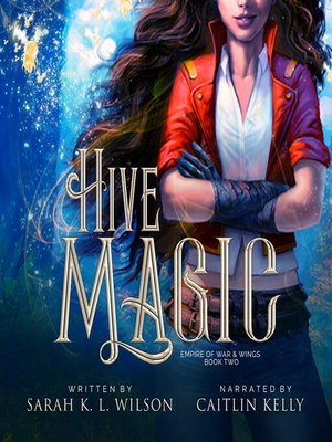 cover image of Hive Magic