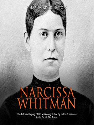 cover image of Narcissa Whitman